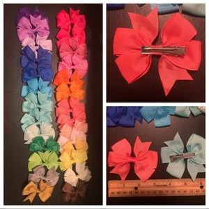 BRAND NEW 27 colors Bows